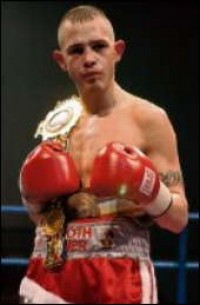 Nicky Booth boxer