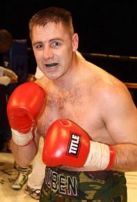 Ruben Groenewald boxer