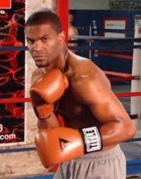 Allan Green boxer