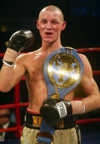 Nicky Cook boxer