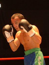 Vladimir Varhegyi boxer