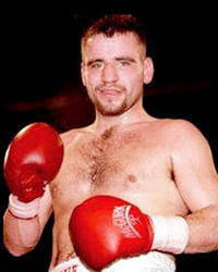 Tony Oakey boxer