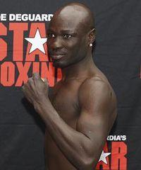 Osumanu Akaba boxer