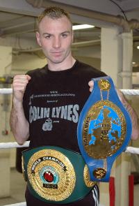 Colin Lynes boxer
