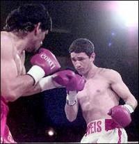 Omar Gabriel Weis boxer