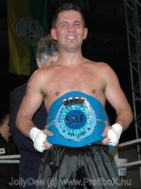 Sandor Koczak boxer