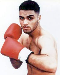 Omar Sheika boxer
