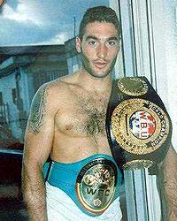 Antonio Perugino boxer