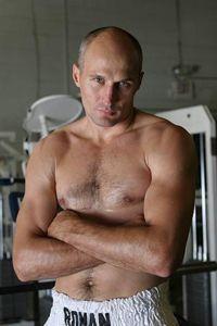 Roman Karmazin boxer