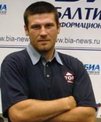 Valery Brudov boxer