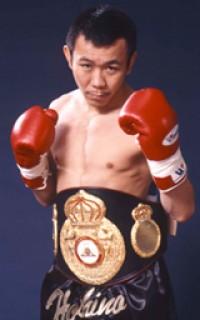 Keitaro Hoshino boxer