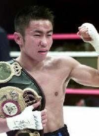 Yutaka Niida boxer