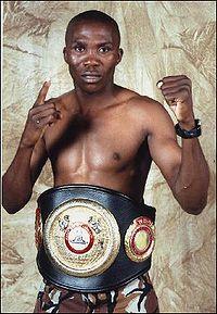 Paulus Moses boxer