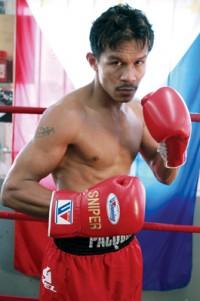 Bobby Pacquiao boxer