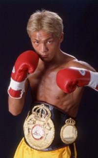 Osamu Sato boxer