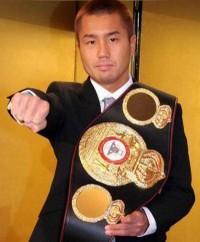 Takefumi Sakata boxer