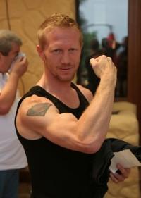 Christian Bladt boxer