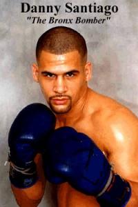 Danny Santiago boxer