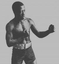 Rufe Turner boxer