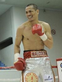 Malcolm Tunacao boxer