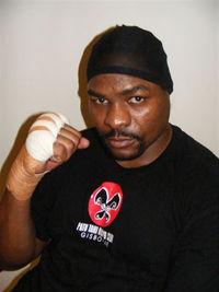 Robert Davis boxer