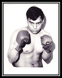 Frank Jimenez boxer