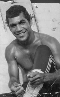 Hector Thompson boxer