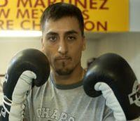 Frankie Archuleta boxer