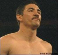 Carlos Bojorquez boxer