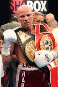 Harry Joe Yorgey boxer