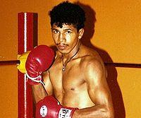 Antonio Pitalua boxer