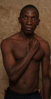 Mbwana Matumla boxer