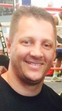 Edson Pedro Nascimento boxer
