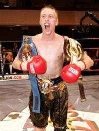 Michael Hunter boxer