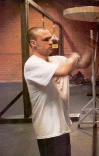 Michael Stewart boxer