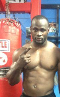 Andre Purlette boxer