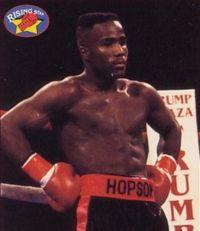 Eddie Hopson boxer