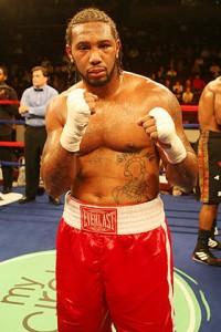Dominick Guinn boxer