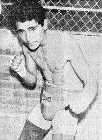 Miguel Angel Arias boxer