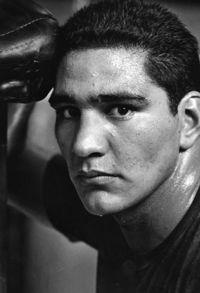 Alex Garcia boxer