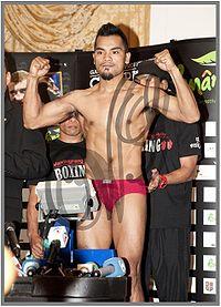 Jun Talape boxer