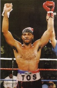 DaVarryl Williamson boxer