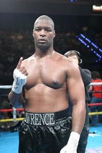 Zuri Lawrence boxer