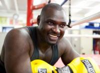 Christophe Mendy boxer
