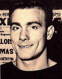 Robert Gallois boxer