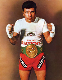 Miguel Velazquez boxer