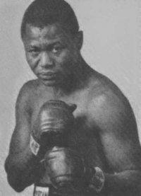 Bunny Grant boxer