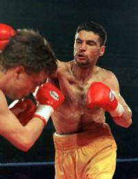 Giovanni Parisi boxer