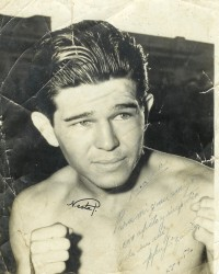 Pupi Garcia boxer