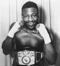 Bert Cooper boxer
